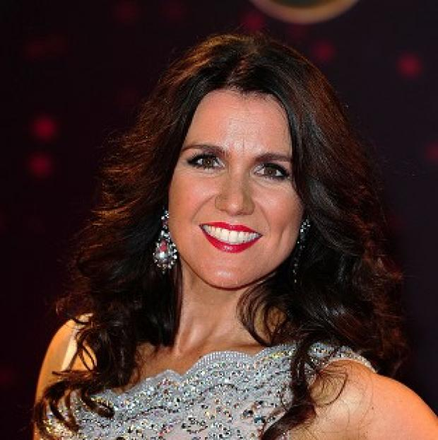 Knutsford Guardian: Susanna Reid was named newsreader of the year