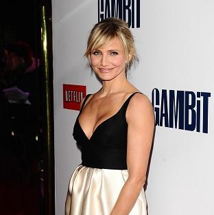 Cameron Diaz says women feel pressure to defy nature