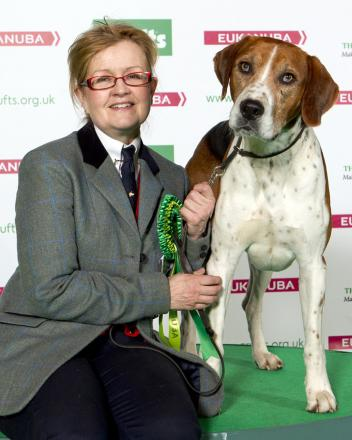 Award-winning duo Rosemary and Chairman