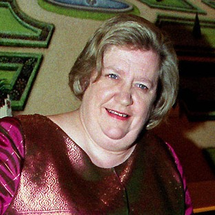 Clarissa Dickson Wright was best known as one of TV's Two Fat Ladies