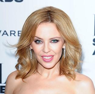 Knutsford Guardian: Kylie Minogue said putting her emotions into song was like therapy