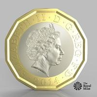Knutsford Guardian: The new one pound coin announced by the Government will be the most secure coin in circulation in the world (HM Treasury/PA)