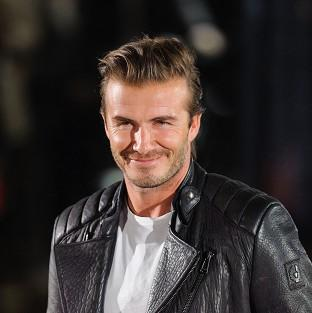 David Beckham has made a TV documentary in Brazil