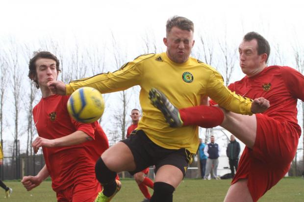 FOOTBALL: Egerton hoping for a run in cup