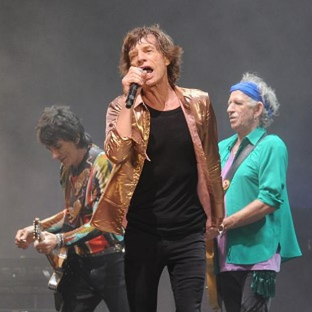 Knutsford Guardian: The Rolling Stones said their thoughts are with Mick Jagger