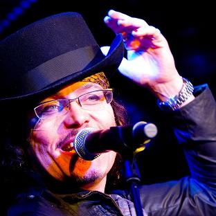 Adam Ant has teamed up with two former band members