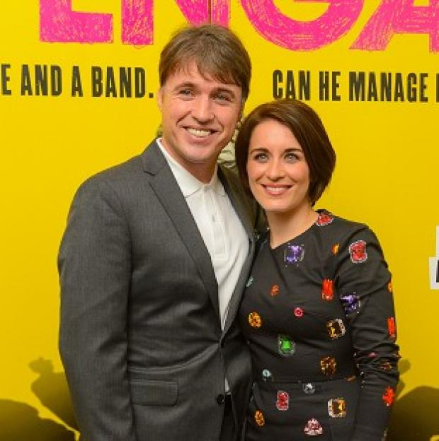 Knutsford Guardian: Jonny Owen and Vicky McClure had a phone call that sealed the deal for Svengali