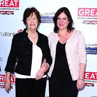 Knutsford Guardian: Philomena Lee and her daughter Jane Libberton got to attend the Oscars