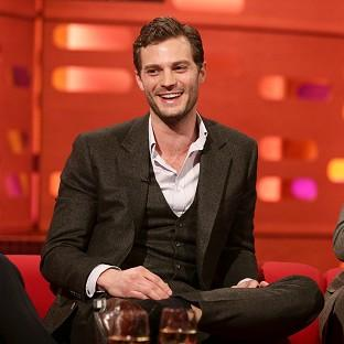 Jamie Dornan says he watched Sex And The City to prepare for New Worlds