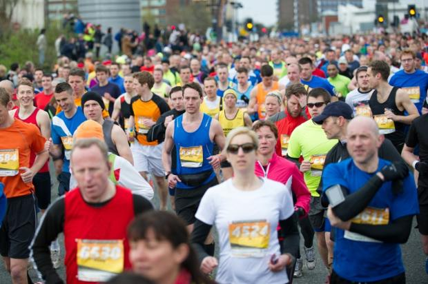 Join team British Red Cross at Great Manchester Run