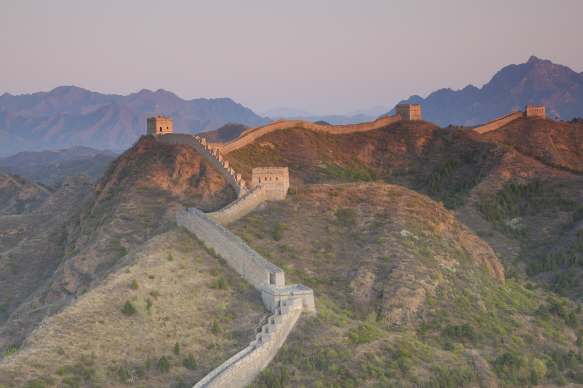 Your chance to trek the Great Wall of China