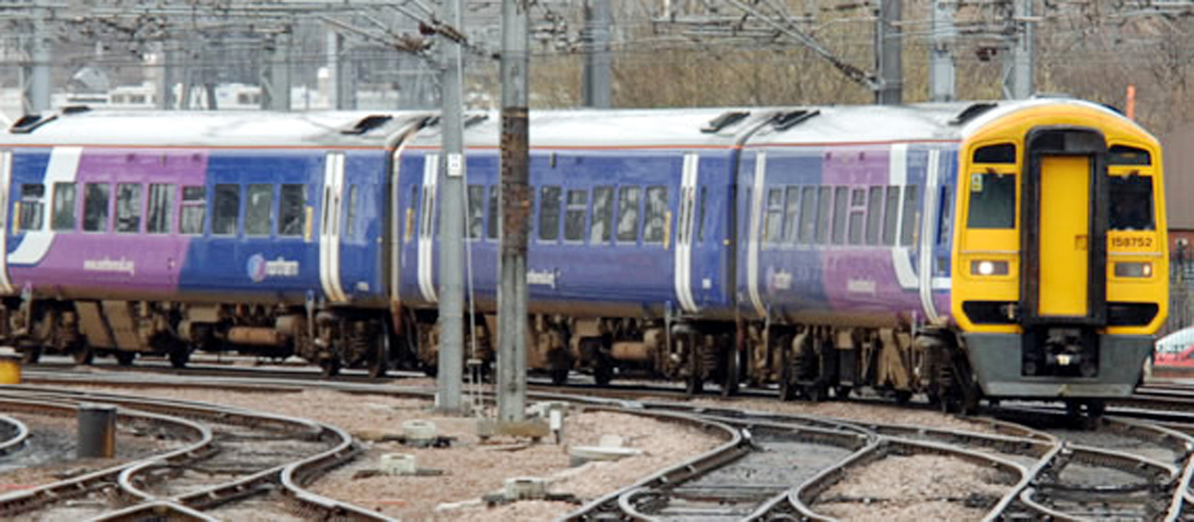 Government announces firms in frame to run Mid Cheshire's trains