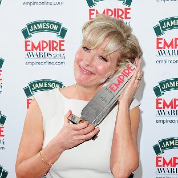 Knutsford Guardian: Emma Thompson, who won the Best Actress award at the Empire Magazine Film Awards, has no love for the selfie trend