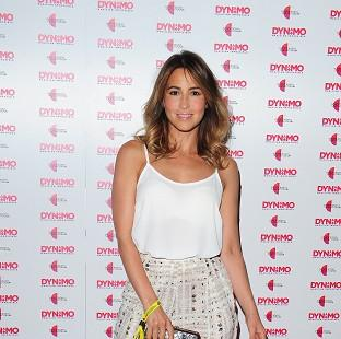 Rachel Stevens has become a mum again