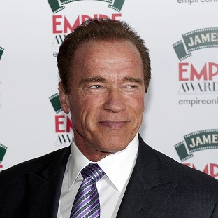 Arnold Schwarzenegger has been entertaining Kelsey