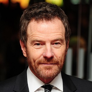 Bryan Cranston is writing a memoir