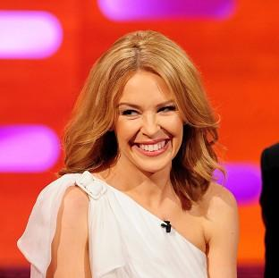 Knutsford Guardian: Kylie Minogue is still undecided about a return to The Voice next series