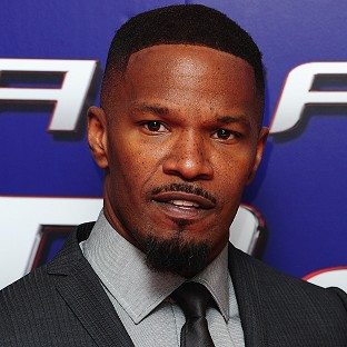 Jamie Foxx has no love for spiders in real life