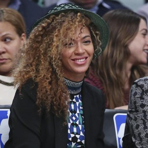 Knutsford Guardian: Beyonce joined her sister Solange on stage at Coachella
