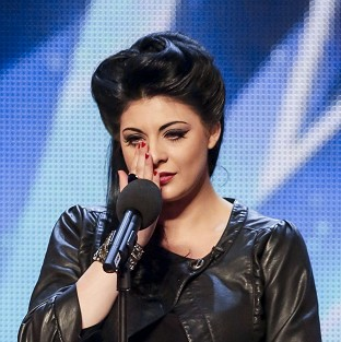 Lucy Kay has grown in confidence after impressing the Britain's Got Talent judges