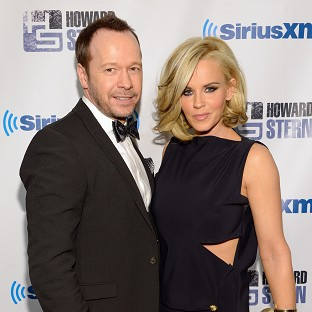 Donnie Wahlberg and Jenny McCarthy are engaged