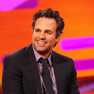 Mark Ruffalo has tweeted photos from the Avengers 2 set