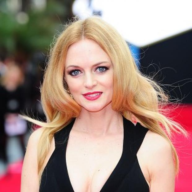 Knutsford Guardian: Heather Graham says she thinks Hollywood is sexist
