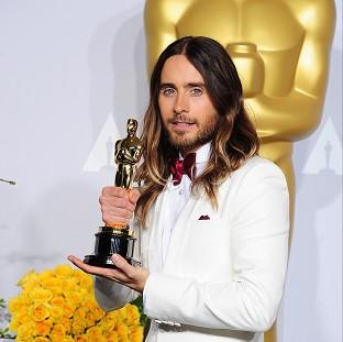 Jared Leto won his Oscar for Dallas Buyers Club