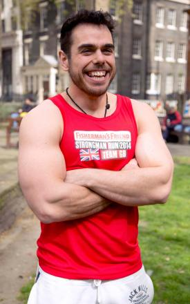 Strongman Ross set to tackle event for second time