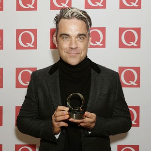 Robbie Williams won't feature on Take Tha