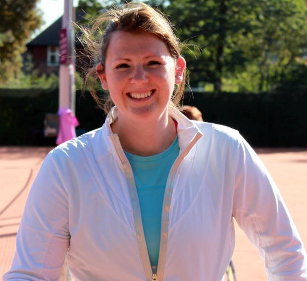 TENNIS: Hanna is new coach
