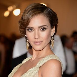 Jessica Alba has a no-nudity clause in her films