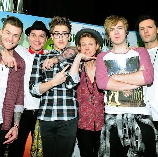 Knutsford Guardian: McFly and Busted are planning to record an album together as McBusted