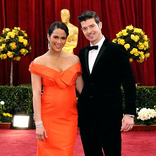 Paula Patton has said she will always love Robin Thicke