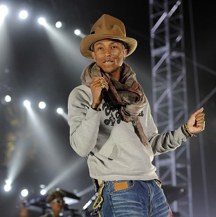 Pharrell Williams couldn't believe it when he got a call from Michael Jackson