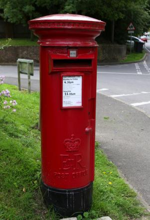 Thieves target village postboxes