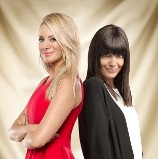 Tess Daly and Claudia Winkleman are confirmed as the new regular hosts of Strictly Come Dancing