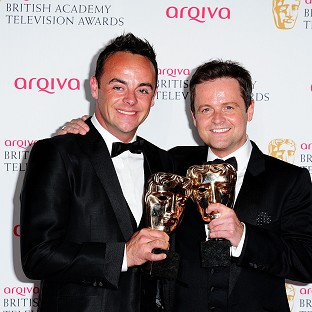 Bafta hat-trick for
