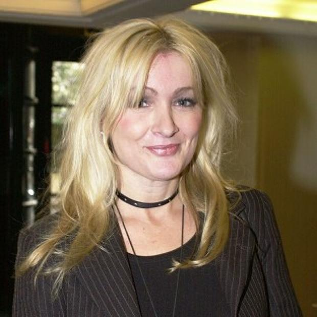 Knutsford Guardian: Caroline Aherne wants to highlight a rare form of eye cancer