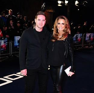 Knutsford Guardian: Katie Price and Kieran Hayler's marriage is on the rocks after he admitted to cheating