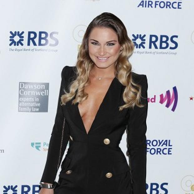 Knutsford Guardian: Sam Faiers said she's happier in her relationship with Joey Essex now