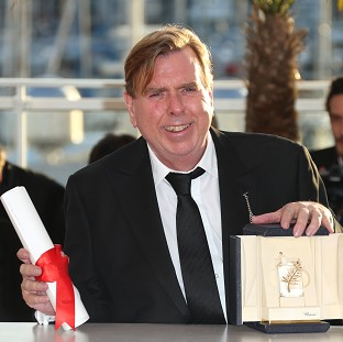 Timothy Spall won the best actor award for his role in Mr Turner at the Cannes Film Festival