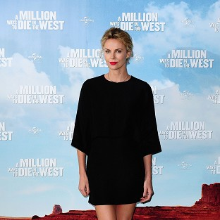 Charlize Theron stars in A Million Ways To Die In The West