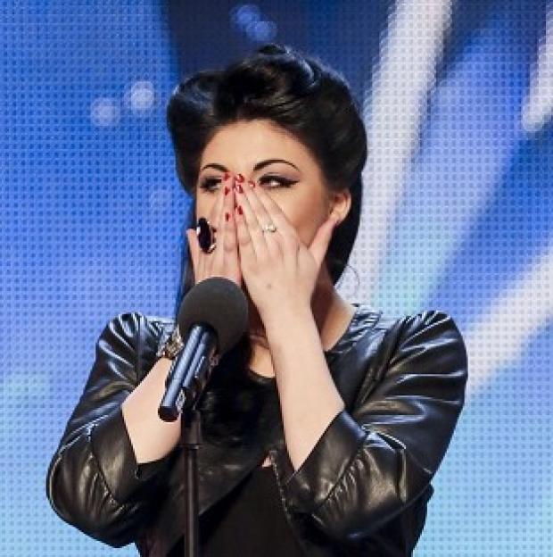 Knutsford Guardian: Lucy Kay has sailed through to the Britain's Got Talent final.