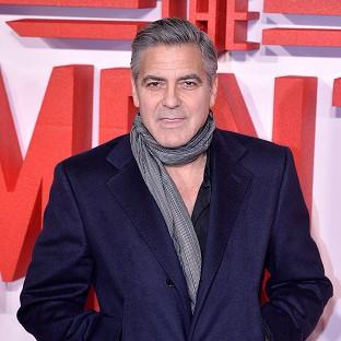 George Clooney reportedly likes the look of a £3 million manor house in Kent