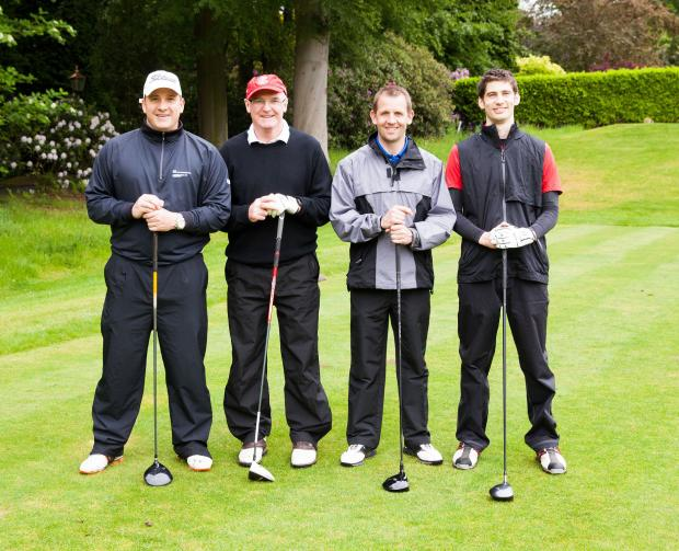Golf day secures record amount for Knutsford charity