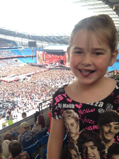 Knutsford Guardian: Were you at the One Direction concert?