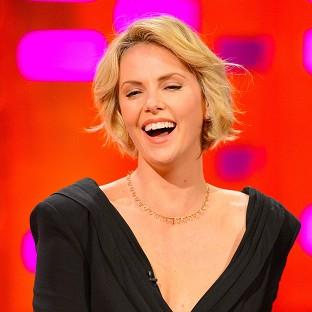 Charlize Theron found her new comedy freeing