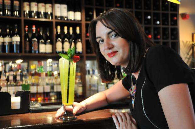 The true World Cup of cocktails:  Steff Meachin is gearing up for the 'World Cup Widows' event at Gusto