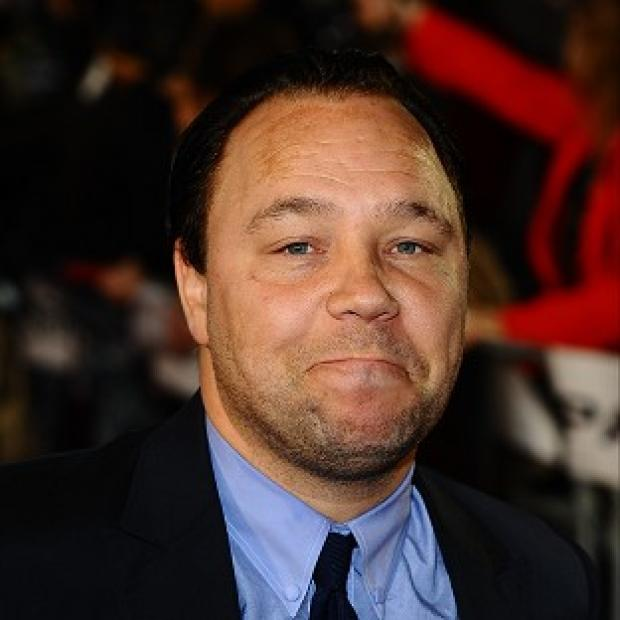 Knutsford Guardian: Stephen Graham is one of the stars of Hyena